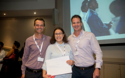 CONSEQUENCE INTERN NAMED AS TOP ASISA ACADEMY IFA GRADUATE